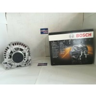 0124525066 ALTERNATORE NUOVO BOSCH FOR SKODA FABIA II 1.6 TDI