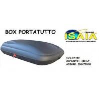 BOX BAULE PORTATUTTO PER AUTO ARTPLAST 480LT