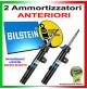 KIT 2 AMMORTIZZATORI ANT BILSTEIN B4 FOR NISSAN MICRA (K12) DAL 2003->