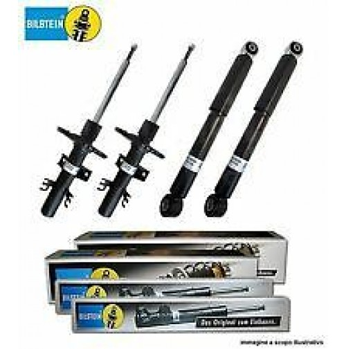 KIT 4 AMMORTIZZATORI ANT. E POST. BILSTEIN B4 FOR FIAT 500 (312) DAL 2007->