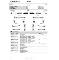 KIT BRACCI AVANTRENO ANT FOR AUDI A6-QUATTR(4F2)-AVANT (4F5)-ALLROAD (4FH) 2004>2011