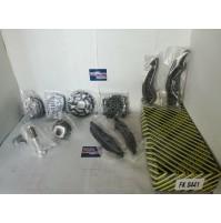 KIT CATENA DISTRIBUZIONE (11PZ.) FOR BMW 114D-116D-118D-120D-123D-125D 2.0-09/2006->