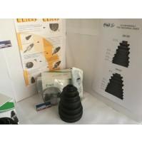 KIT CUFFIA GIUNTO OMOCINETICO UNIVERSALE CLICK ELASTICA FOR BMW 6/8 MM31->120MM
