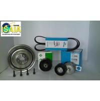 KIT SERVIZI FOR FIAT BRAVO I (182) 1.9 JTD 105 MOT. 182B4000
