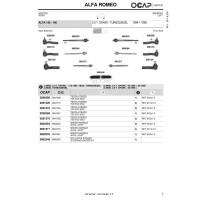 KIT PULEGGIA ALBERO MOTORE+PULEGGIA ALTERNATORE FOR BMW 3(E90)325D MOT.M57D30(306D3)
