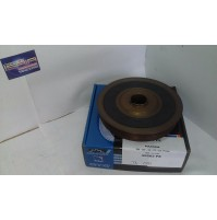 PULEGGIA ALBERO MOTORE DAMPER FOR PEUGEOT 307 (3A/C) 1.6 HDI 110 KW80CV109