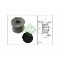 PULEGGIA ALTERN INA 535002310 FOR FIAT PUNTO/DOBLO/MULTIPLA 1.9JTD
