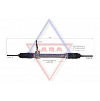 SCATOLA STERZO NUOVA PER FOR FIAT PANDA/1.1-1.2-1.3MJTD DAL 2003->